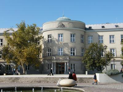 Dunaújvárosi Főiskola, Dunaújváros